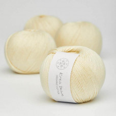 Krea Deluxe - Organic Cotton - GOTS certificeret økologisk bomuldsgarn - nr. 3