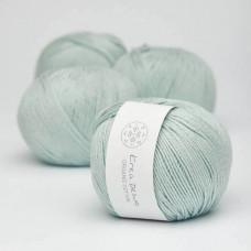 Krea Deluxe - GOTS certificeret økologisk bomuldsgarn - Mint nr. 32