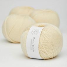 Krea Deluxe - Organic wool 1 - GOTS certificeret økologisk uldgarn - nr. 03 - NY