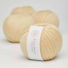 Krea Deluxe - Organic wool 1 - GOTS certificeret økologisk uldgarn - nr. 04 - NY