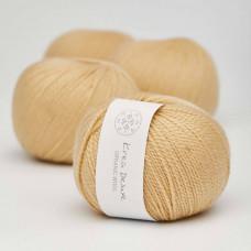Krea Deluxe - Organic wool 1 - GOTS certificeret økologisk uldgarn - nr. 05 - Ny