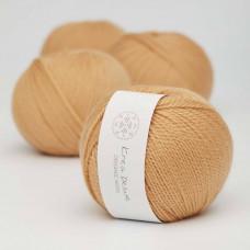Krea Deluxe - Organic wool 1 - GOTS certificeret økologisk uldgarn - nr. 06 - Ny