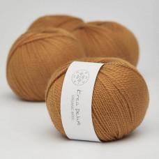 Krea Deluxe - Organic wool 1 - GOTS certificeret økologisk uldgarn - nr. 09 - NY