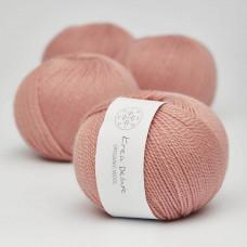Krea Deluxe - Organic wool 1 - GOTS certificeret økologisk uldgarn - nr. 10 - NY
