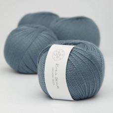 Krea Deluxe - Organic wool 1 - GOTS certificeret økologisk uldgarn - nr. 21