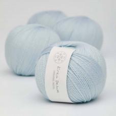 Billigt Garn - Krea Deluxe - Organic wool 1 - GOTS certificeret økologisk uldgarn - nr. 24 - UDGÅR