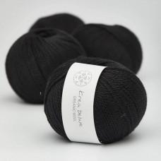 Krea Deluxe - Organic wool 1 - GOTS certificeret økologisk uldgarn - nr. 28 - UDGÅR