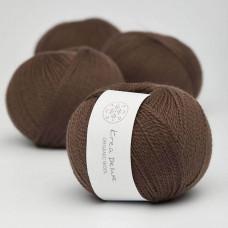 Billigt Garn - Krea Deluxe - Organic wool 1 - GOTS certificeret økologisk uldgarn - nr. 29 - UDGÅR