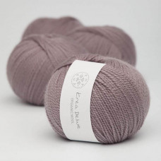 Krea Deluxe - Organic wool 1 - GOTS certificeret økologisk uldgarn -  nr. 44
