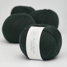 Billigt Garn - Krea Deluxe - Organic wool 1 - GOTS certificeret økologisk uldgarn - nr. 45 - UDGÅR