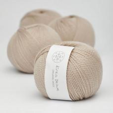 Krea Deluxe - Organic wool 1 - GOTS certificeret økologisk uldgarn - nr. 46 - NY