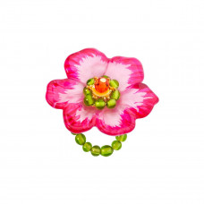 Lalo - Ring - Pink Flower
