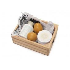Le Toy Van - Legemad i træ - Honeybake - Æg og mælke produkter