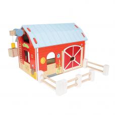 Le Toy Van - Bondegård i træ