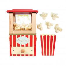 Le Toy Van - Honeybake - Legemad i træ - Popcornmaskine