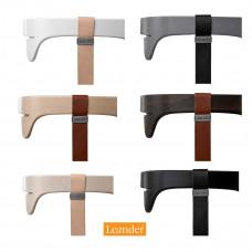 Leander - Bøjle med læderstrop til højstol - Flere farver