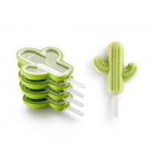 Lékué - Silikone Isform - Kaktus 4 stk
