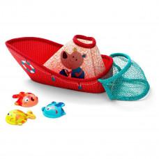Lilliputiens - Badelegetøj - 3 både til vandleg