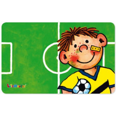 Smørebræt - Melamin - Fodbold