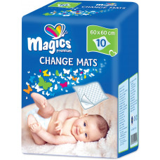 Magics - Skifteunderlag - 10 stk.