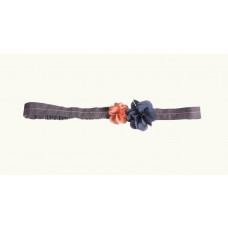 Maileg - Pretty Potpourri - Hårbånd fluff flower blue