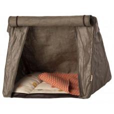 Maileg - Dukkehus tilbehør til mus - Happy camper telt