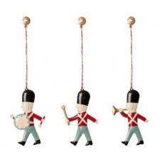 Maileg - Julepynt - Christmas ornaments - 3 stk. i box - Garder