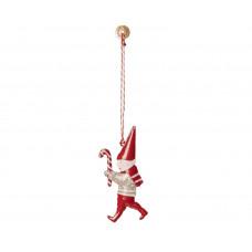 Maileg - Julepynt - Christmas ornaments - Pixies med sukkerstok
