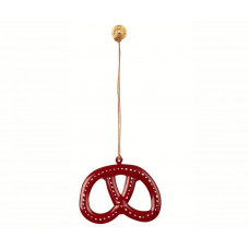Maileg - Julepynt - Christmas ornaments - Bolche stribet kringle