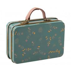 Maileg - Metal kuffert - Blomster - Elisa