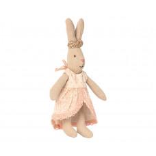 Maileg - Micro Prinsesse kanin - Rosa