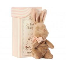 Maileg -  My first bunny - Lyserød gaveæske