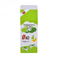 MaMaMeMo - Legemad - Øko yoghurt - Pære/banan