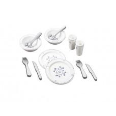 MaMaMeMo - Legekøkken - Spisestel i træ - Royal Design