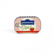MaMaMeMo - Legemad - Makrel på dåse