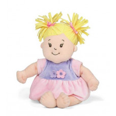 Manhattan Toys - Baby Stella dukke - Lys hår