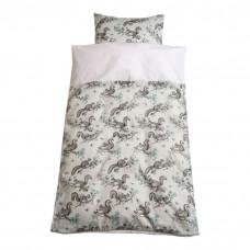 Baby sengetøj - Egern - Grøn