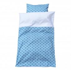 Baby sengetøj - Royal - Lyseblå