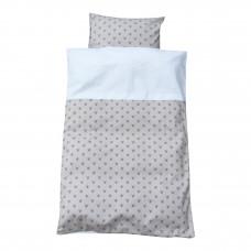 Baby sengetøj - Royal - Grå