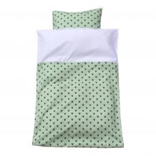 Baby sengetøj - Royal - Grøn
