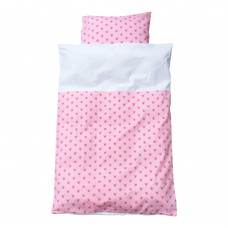 Baby sengetøj - Royal - Lyserød