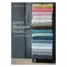Karen Klarbæk - Strikkebog - Klude - og gæstehåndklæder