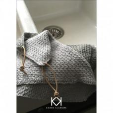 Karen Klarbæk - Hækle opskrift - Væve hæklet karklud