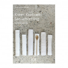 Karen Klarbæk - Hæklebog - Servietsamling