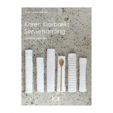 Karen Klarbæk - Hæklebog - Servietsamling - E- bog