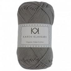 Karen Klarbæk - Økologisk bomuldsgarn 8/4 - Cool Grey