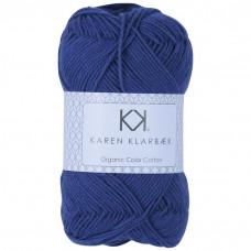 Karen Klarbæk - Økologisk bomuldsgarn 8/4 - Dark Lavender