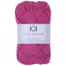Karen Klarbæk - Økologisk bomuldsgarn 8/4 - Hot Pink