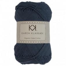 Karen Klarbæk - Økologisk bomuldsgarn 8/4 - Jeans Blue