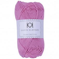 Karen Klarbæk - Økologisk bomuldsgarn 8/4 - Light Pink
